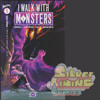 I WALK WITH MONSTERS #1 1:15 ANDOLFO VARIANT VAULT COMICS