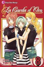 La Corda d'Oro, Vol. 8, Yuki Kure, Good Condition, Book