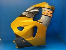 FIANCO CARENA DESTRA NUOVA SUZUKI GSX-R 750 SRAD 96-99 NEW SIDE RIGHT FAIRING