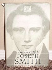 The Essential Joseph Smith No. 4 CMT Series by Marvin Hill 1995 LDS Mormon HB