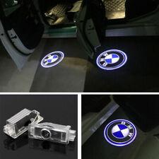 4pcs Car Door LED Lights Logo Projector Easy Install Emblem Ghost Shadow For BMW