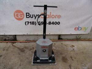 Silverline Floor Sander Square Buff 1218R 120 volts Works Great   T13