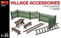 Village Accessory (WWII Military Diorama) 1/35 MiniArt  35539