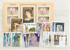 1986 MNH Jersey year collection, postfris**