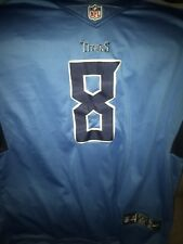 BRAND NEW 2018 MARCUS MARIOTA JERSEY TITANS XXL NIKE 100%REAL STITCHED