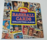 Topps Baseball Cards Collecting Album lot , Mickey Mantel Story &1960 Players