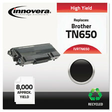 Innovera Remanufactured TN650 High-Yield Toner Black