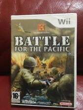 Battle For The Pacific Nintendo Wii Game Pal