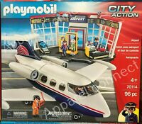 Playmobil 70114 City Action Airport 96PC Set