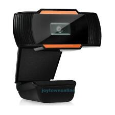 USB 12.0MP HD Camera Web Cam 360° MIC Clip-on for Skype Computer  #JT1