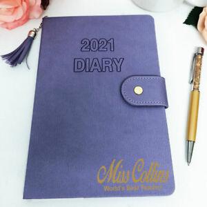 Personalised 2021 Teacher Diary A5 WTV - Iris Tassle - Personalised Custom Gift