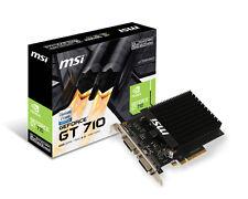 Gráfica MSI GT 710 H2d 2GB GDDR3