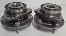 2 New GM OEM Front Hub Bearing PAIR Fits Cruze ATS Verano Wheel 13585466