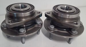 2 New GM OEM Front Hub Bearing PAIR Fits Cruze ATS Verano Wheel 13585466