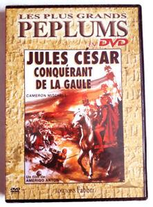 Jules Cesar conquérant de la Gaule - Cameron MITCHELL - Neuf sous blister