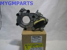 TRAVERSE ACADIA ENCLAVE EQUINOX CTS 3.6 ENGINE OIL PUMP NEW OEM GM  12640448