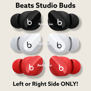 NEW Genuine Beats Studio Buds by Dr. Dre Replacement Single Part LEFT or RIGHT