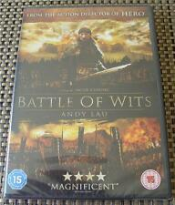 DVD: Battle Of Wits : Andy Lau  Sealed