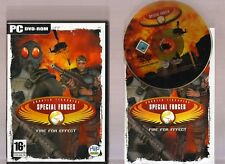 COUNTER TERRORIST SPECIAL FORCES FIRE FOR EFFECT. ACTION/SHOOTER GAME FOR PC!!