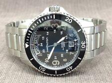 Hamilton Men's khaki King Scuba Automatic Stainless Steel Watch 41mm SALE