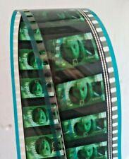 SPY KIDS 35mm FILM TRAILER - 2001 Movie Cinema Reel Cells Antonio Banderas