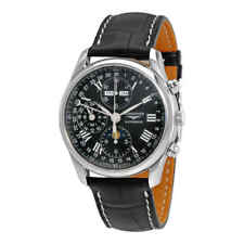 Longines Master Black Dial Chronograph Men's Watch L2.673.4.51.7