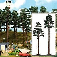 BUSCH HO SCALE 1/87 PINE TREE 175 & 210MM (2) | BN | 6144