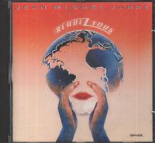 Jean-Michel Jarre - Rendez-Vous German 1986 CD promo
