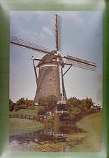 CPA Holland Ostholstein Windmill Moulin a Vent Windmühle Molin Wiatrak w70