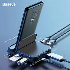 Baseus Usb Type C Hub Docking Station For Samsung Usb-C to Hdmi Power Adapter