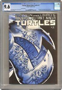 Teenage Mutant Ninja Turtles #2REP.2ND CGC 9.6 1985 3772268018