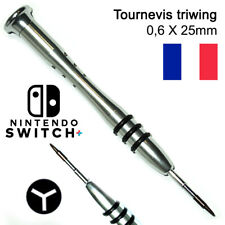 Tournevis triwing Nintendo 0,6x25mm