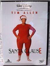 SANTA CLAUSE - Walt Disney DVD (1995) NUOVO