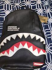 THE AFROJACK SHARK BACKPACK