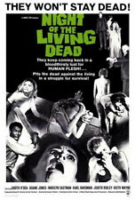 68150 Night of the Living Dead Judith O Dea Duane Wall Print POSTER Affiche