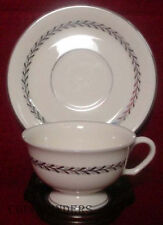 PICKARD china SILVER WREATH 1098 pattern Cup & Saucer