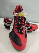 31e2c909e517c0 Puma Metal Cleats~Complete Red and Black~NWOB~Has Cleat Tool Sz 7