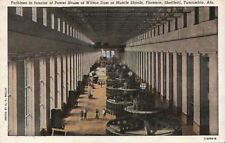 Postcard Turbines Muscle Shoals Sheffield Tuscumbia AL