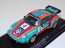 1/43 Minichamps Porsche 911 Carrera RSR 3.0 car #5 Nurburgring 1975 430 756905