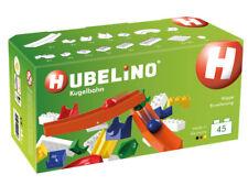 Hubelino Kugelbahn Ergänzungsset Wippe, 45 Teile, Neuheit 2018, NEU und OVP