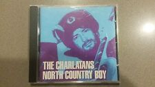 THE CHARLATANS - North Country Boy 1997 CD SINGLE UK Indie Alt Rock Oasis Verve