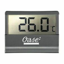 Oase Aquarium Digital Thermometer Temperature Gauge Easy LCD Display Fish Tank