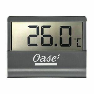 Oase Aquarium Digital Thermometer Temperature Gauge Easy LCD Display Fish Tank