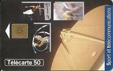 Télécarte FR-F571 | Pleumeur-Bodou - Sport et Télécom. (6) - 50 ut