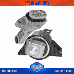 Transmission Motor Mounts Rear Set Kit 1.6 L For Chevrolet Pontiac