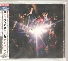 "THE ROLLING STONES ""A Bigger Bang"" Japan Sample Promo CD Obi"