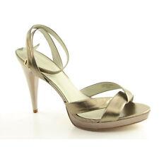 Via Spiga NIB $185  Lyra Ankle Strap  Leather Sandals  8 M