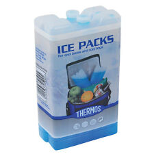 2 Ice Packs For Cool Boxes & Cool Bags 2 x 200g Blocks Cool Blocks Thermos