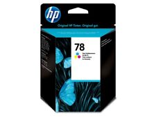 NEW Genuine HP TRI-COLOR 78 Printer Ink Cartridge