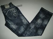 ROCK REVIVAL YITRO STRAIGHT JEANS BLUE MEN'S SIZE 29 NWT